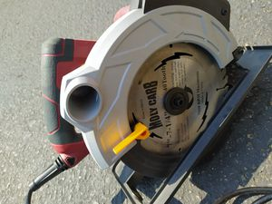 7 1/4 circular saw laser guided for Sale in Kent, WA
