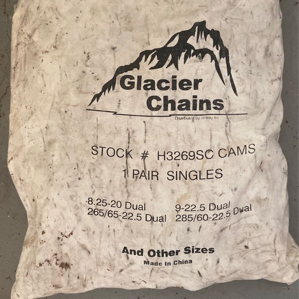 Brand New Chains For Trailer Truck
