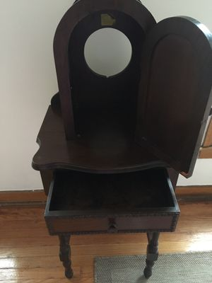 Antique telephone cabinet for Sale in Westmont, IL