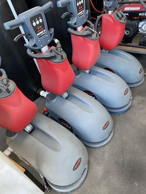 Floor scrubber $945 each for Sale in Azusa, CA