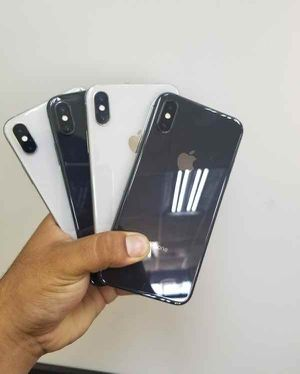 iPhone X 64gb Unlocked/Liberado VQ for Sale in Garland, TX