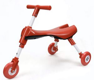 Medog Fly Bike Scooter Bug Foldable Toddlers Glide Ride On Toy -- Non Scratch for Sale in Jacksonville, NC