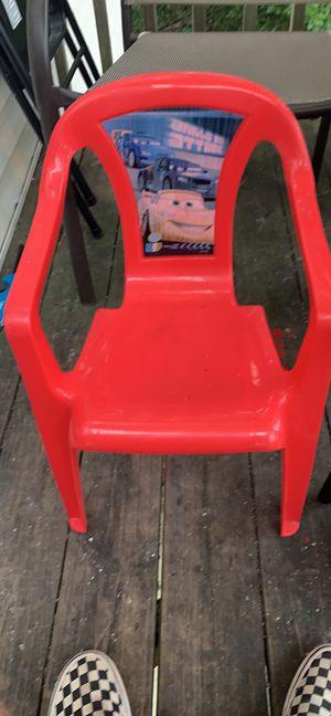 Kids cars lawn chair for Sale in Virginia Beach, VA