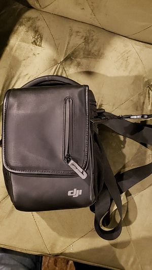 Authentic DJI mavic pro drone bag for Sale in Lansing, IL