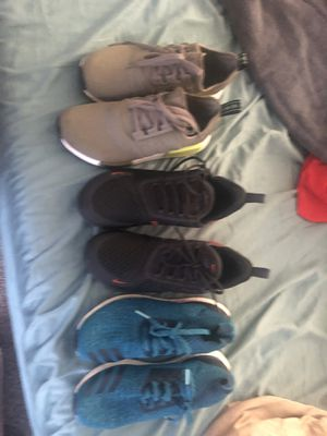 Nike Airmax 270, Adidas ultraboost uncaged, Adidas NMD size 10s for Sale in Austin, TX