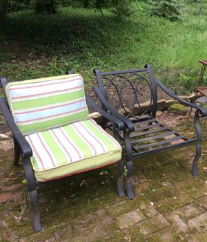 Outdoor chairs for Sale in Webster Groves, MO