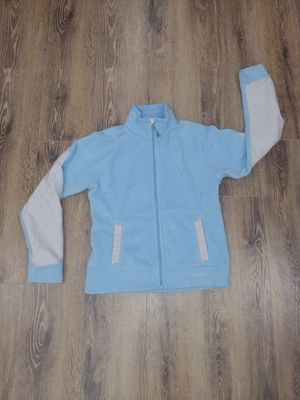 PATAGONIA WOMEN'S LIGHT BLUE ZIP UP JACKET for Sale in Irving, TX