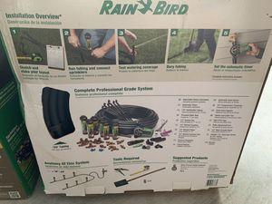 Rain Bird automatic sprinkler system for Sale in Houston, TX