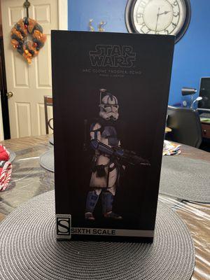 Star Wars Sideshow 1/6 Arc Trooper Echo for Sale in Carol City, FL