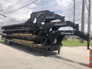 Diamond c trailers for Sale in Miami, FL