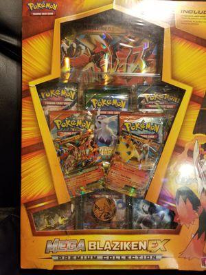Pokemon Mega Blaziken Ex (Premium Collection) for Sale in Philadelphia, PA