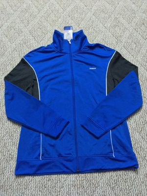 (NWT) Reebok Zip Up Track Jacket XL for Sale in San Jose, CA