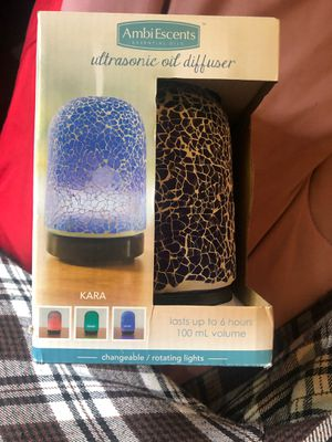 Oil Diffuser for Sale in Richmond, VA