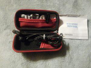 Brainwavz in ear headphones for Sale in Seattle, WA