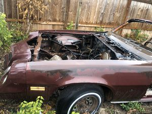 1981 Chevy Camaro Parts + Title for Sale in Austin, TX
