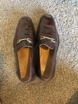 Salvatore Ferragamo leather loafers for Sale in Tampa, FL