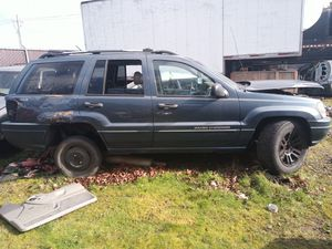 2001 Jeep Grand Cherokee for parts for Sale in Portland, OR