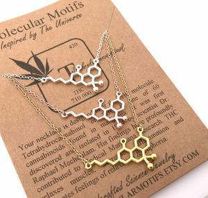 THC molicule necklace for Sale in Presque Isle, ME