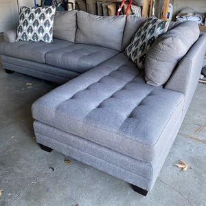 Like New Sectional Couch, Can Deliver! for Sale in West Jordan, UT