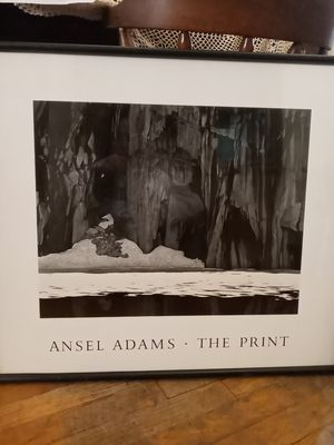 Ansel Adams The Print for Sale in Wethersfield, CT