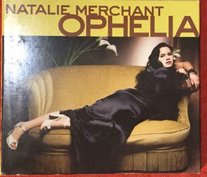 Natalie Merchant Ophelia CD for Sale in St. Louis, MO