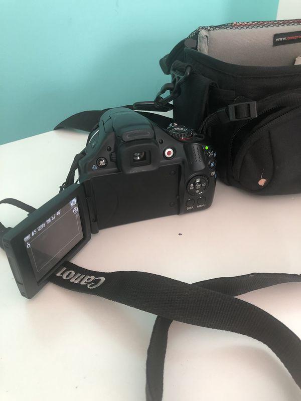 CANON Powershot XS 30 IS digital camera