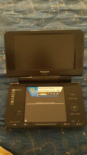 Panasonic portable DVD/ CD player model dvd ls86 for Sale in Las Vegas, NV