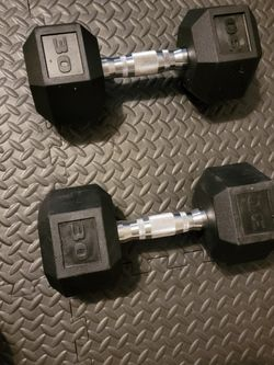Dumbbells 30lbs Pair for Sale in Boring,  OR