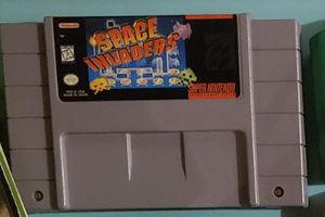 Super Nintendo Space Invaders for Sale in Romeoville, IL