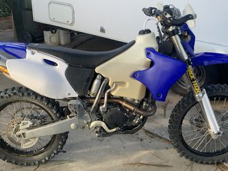 wr400f california plated dual sport. for Sale in Fullerton,  CA