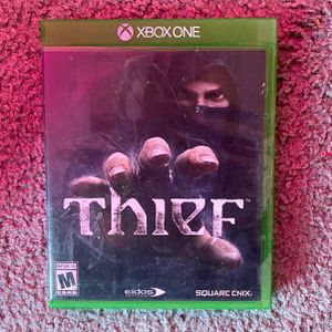 Xbox one Thief for Sale in Marksville, LA