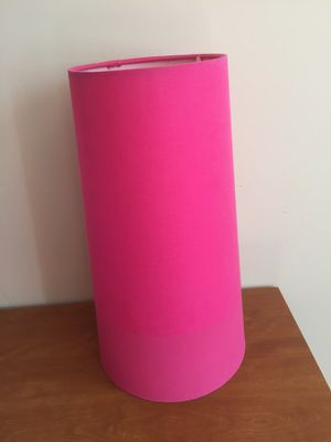 Pink, two tone, Ikea lamp shade for Sale in Newport News, VA