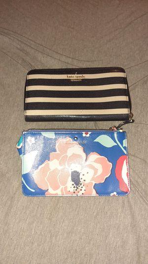 Kate spade New York wallets almost brand new a little wear for Sale in Hampton, GA