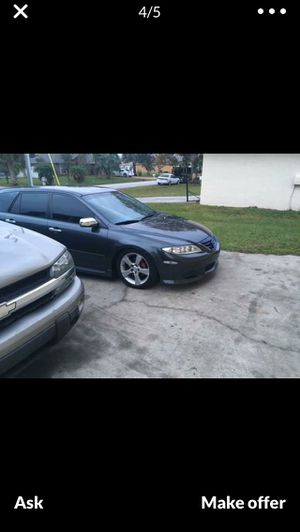 2004 Mazda 6 wagon for Sale in Kissimmee, FL