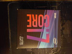 Intel core i7 processor 9th gen for Sale in Southgate, MI