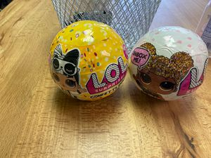 Lol dolls new 2 balls for Sale in Town 'n' Country, FL