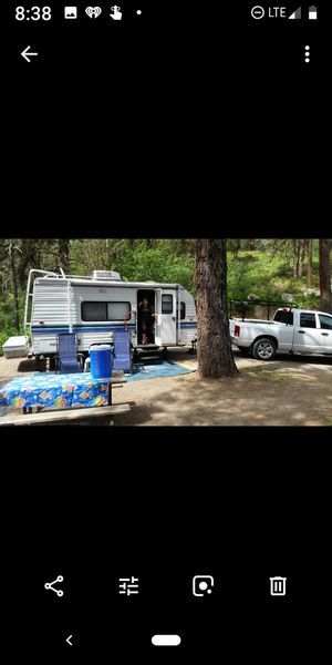 2001 17 ft Comfort trailer for Sale in Marysville, WA