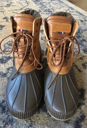 Tommy Hilfiger Men's Boots Size 10 for Sale in Henderson, NV