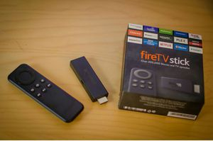 Amazon FIRE STICK UNLOCKED All access save thousands cutting cable for Sale in Brandon, FL