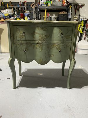 2-drawer Side table - Console - Entry Table for Sale in Winter Springs, FL