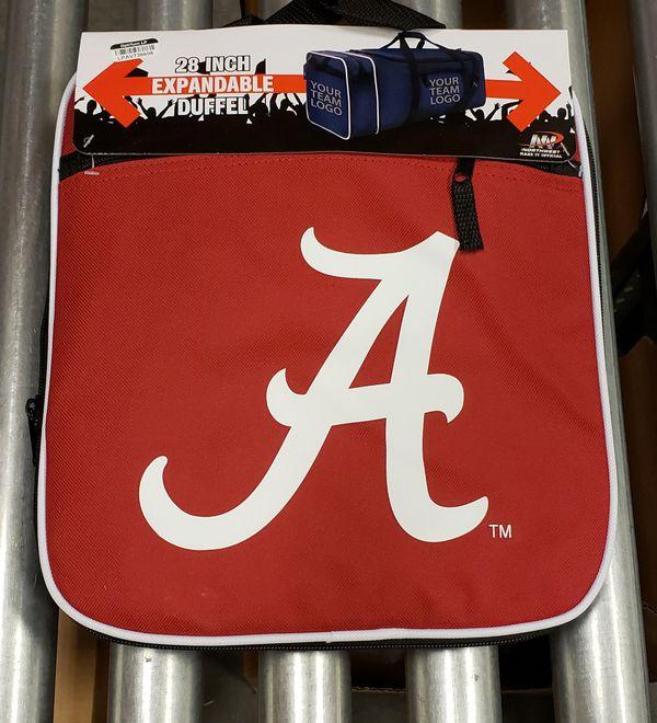 NCAA Alabama duffle bag