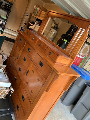 Dresser/Armoire for Sale in Port Orchard, WA