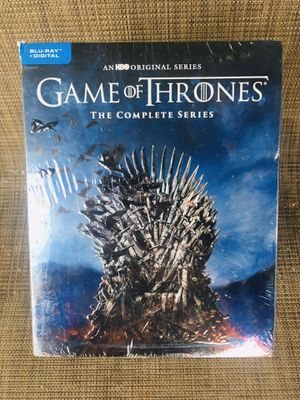 Game Of Thrones Complete Series for Sale in Arvada, CO