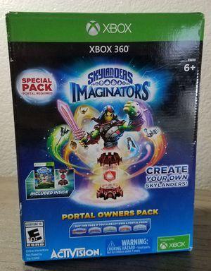 Xbox 360 Skylanders Imaginators Portal Owners Pack - Brand New for Sale in Peoria, AZ