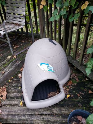 AnimL Igloo House Sbelter for Sale in Rye, NY