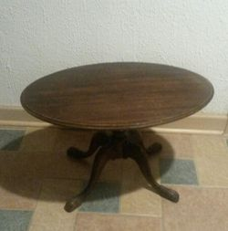 Solid Cherry Wood Vintage Coffee Table for Sale in Silver Spring,  MD