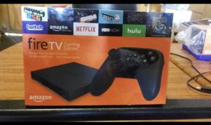 Amazon 🔥 fire 📺 tv gaming edition with all your favorite games for Sale in Lynwood, CA
