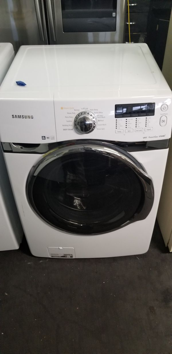 Stackable washer lavadora Samsung for Sale in Edgewood, WA ...