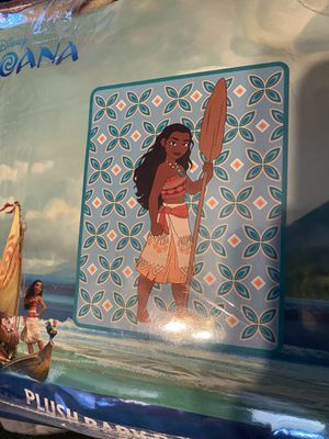 Moana Blanket for Sale in San Diego, CA