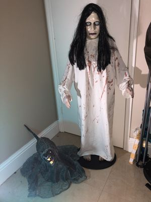 Halloween 2 Prop Bundle Decoration (Rare Props) (Buy this 2 Prop Bundle before its gone for good) for Sale in Hialeah, FL